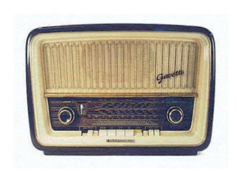 رادیویی قدیمی