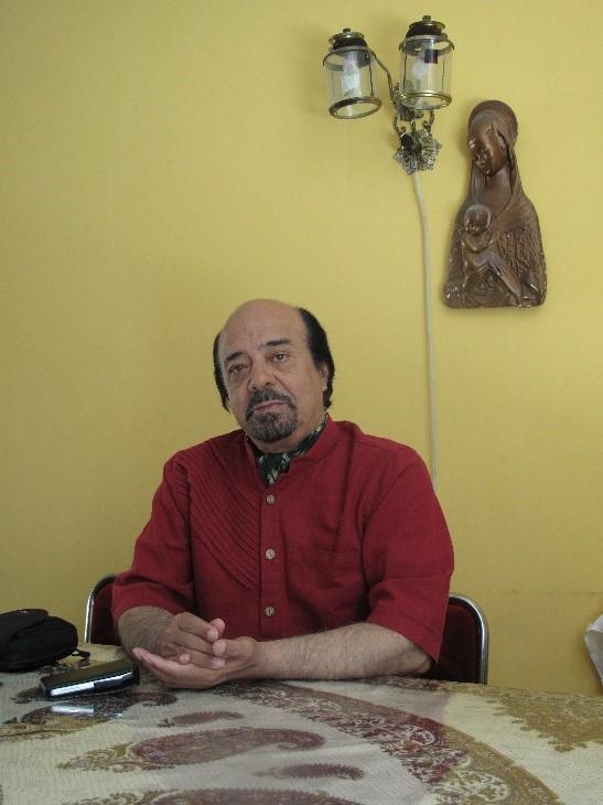 استاد محمود پورشکیبایی
