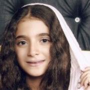 آوا احمدی عطار، گوینده و هنرجوی تئاتر